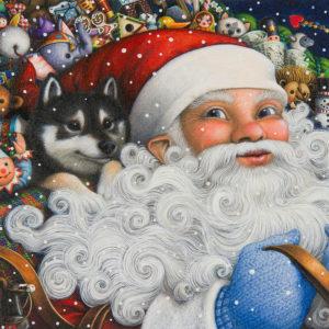 Christmas stowaway por Lynn Bywaters