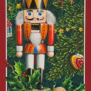 The nutcracker por Lynn Bywaters